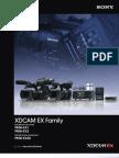 XDCAM EX Brochure Final3-09