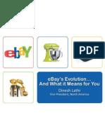 eBay Evolution