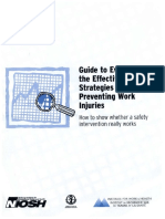 Tk_Guide to Evaluating the Effectiveness...2001