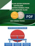Kegagalan Ekonomi Kapitalisme (Bandung)