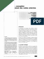 Comportement, conception et dimensionnement des voûtes enterrées.pdf