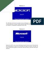 Evolución de Windows.docx