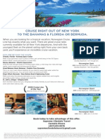 Supreme Clientele Travel_New York_Bahamas NCL