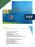 PPT Manajemen Konstruksi Lanjut [TM4].pdf