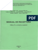 Manual de Receptura Editia IV