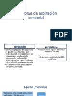 sndromedeaspiracinmeconial