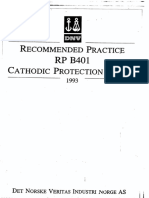 DNV RP B401 (1993)Cathodic Protection Design (Part 1 of 2).pdf