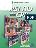 First Aid and CPR 3rd Ed. - NSC (Jones and Bartlett, 1999) WW