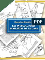 73516654 Manual de Albanileria Las Instalaciones Sanitarias de La Casa