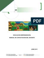Manual Para Emprendedores Sisa