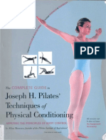 The Complete Guide to Joseph H. Pilates Techniques of Physical Conditioning.pdf