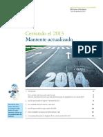 Deloitte ES Auditoria Cerrando El 2013