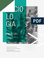 Guia PNLD 2018 Sociologia