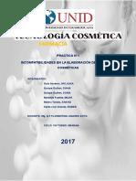 Tecnologia Cosmetica Pract.1