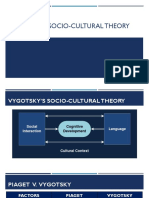 Group 5 - Vygotsky's Socio-Cultural Theory