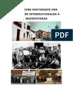 Parcours Historique Des Brigades Internationales à Madrigueras