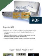 Proyektor LCD