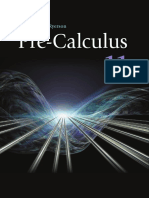 Precalculus Textbook | Trigonometric Functions | Trigonometry