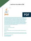Cómo Crear Un Lector de Archivos PDF