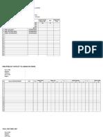 Form Masterlist - ELA