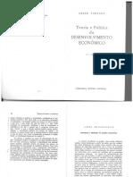 Furtado (1967)_Anexo Metodológico e Cap. 13