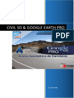 Civil 3D & Google Earth PRO