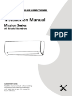 Premier HW Installation Manual