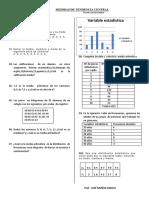 Ficha de Matematica-estadistica