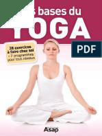 Bases Du Yoga Les - Godard