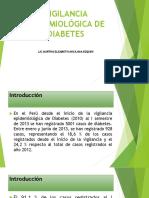 Vigilancia Epidemiológica de Diabetes