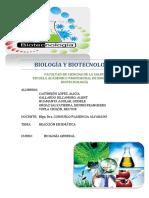 Biología y Biotecnología Modiificadoooo PDF
