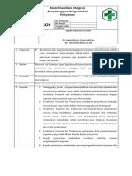 Spo 1.2.5.1 Koordinasi Dan Integrasi Penyelenggaraan Program Dan Pelayanan