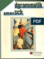 Grundgrammatik Deutsch - Teil I