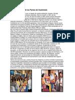 Emprendimiento de Los Pymes de Guatemala