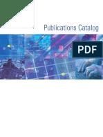 Publications Catalog