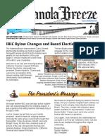 IBIC Breeze - Sept 2017