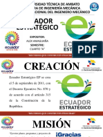 ECUADOR ESTRATÉGICO
