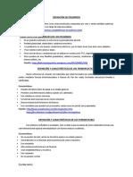 Definición de Polimeros_tarea Nº 1_materiales de Ing.