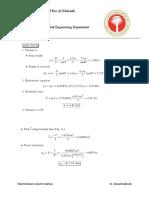 Fluid Quiz-2 Solution