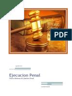 Ejecucion Penal