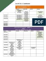 Horario Enseñanzas 17-18 1c