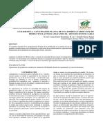 Analisis de La Capacidad de Planta Metodo Monte Carlo