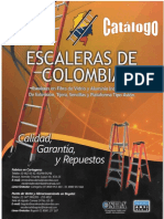 Escaleras de Colombia
