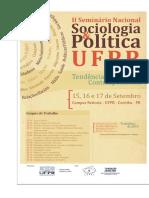 Andrea de Fatima Santos - Gilberto Velho, Campo de Possibilidades, Projeto