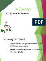 11.6.1 2 Domain Eukarya Animalia
