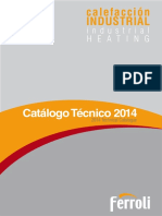 Catalogo Tecnico 2014_es-Eng - Reducido