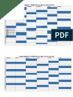 Plan Operativo Anual Dimensión-Administrativa 2017-2018 Ue Cpm