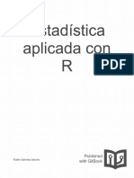 Estadística Aplicada (Con R)