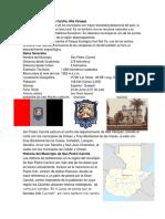 Monografia San Pedro Carchá