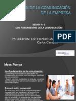 Gestion de La Comunicación de La Empresa-trabajo 2